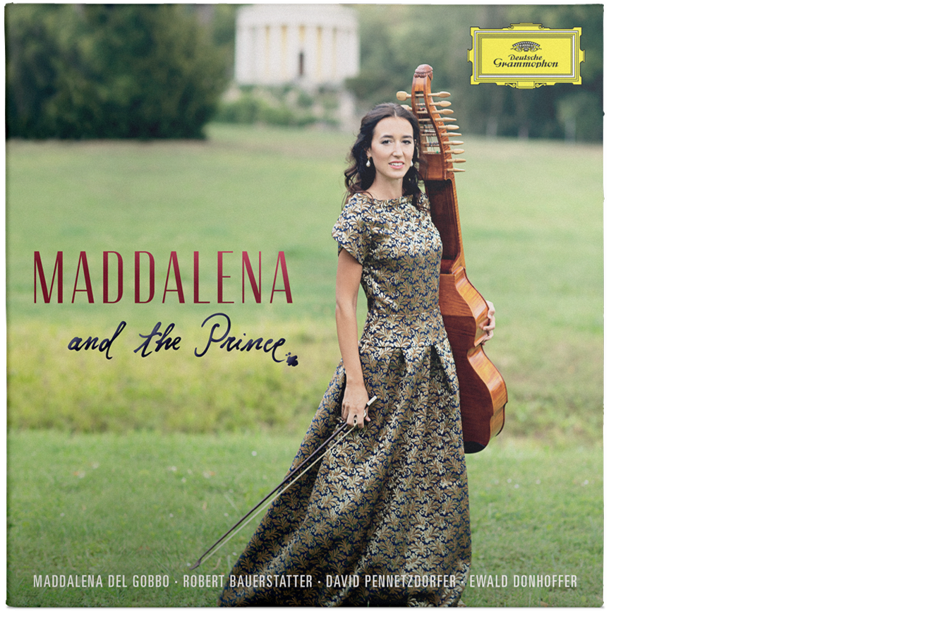 Maddalena and the Prince CD